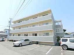 長野県長野市若里3丁目の賃貸マンションの外観