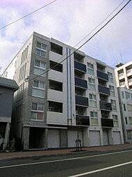 北海道札幌市手稲区手稲本町二条2丁目の賃貸マンションの外観