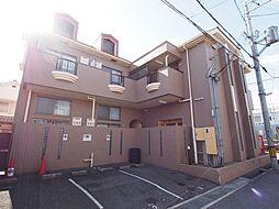 プレステージフジ 狭山壱番館[1階]の外観