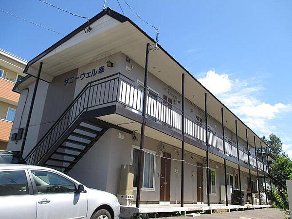 サニーウェル幸 2階の賃貸【北海道 / 北見市】
