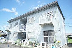 福岡県福岡市東区三苫2丁目の賃貸アパートの外観