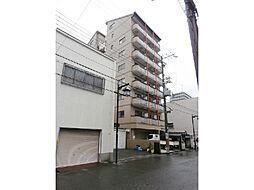 シティガーデン新通[5階]の外観