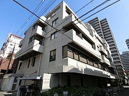 高津サニーハイツ[5階]の外観