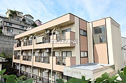 埼玉県入間市高倉2丁目の賃貸マンションの外観