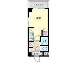 神奈川県海老名市国分南1丁目の賃貸マンションの間取り