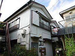 岡村アパート[2階]の外観
