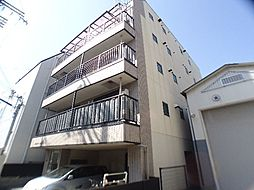 パルテール3[4階]の外観