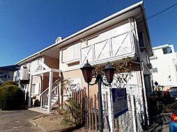 兵庫県芦屋市西蔵町の賃貸アパートの外観