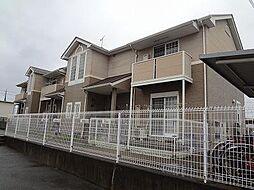 ソレアード本荘弐番館[2階]の外観