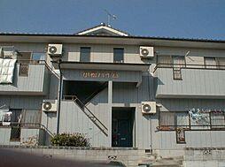 小松ハイム[201号室]の外観