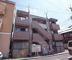 京都府京都市左京区岡崎西福ノ川町の賃貸マンションの外観