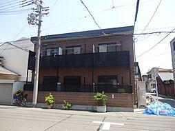 大阪府大阪市淀川区木川西2丁目の賃貸アパートの外観