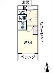 will Do 代官町[12階]の間取り
