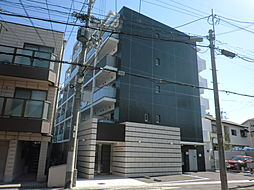 兵庫県尼崎市西立花町2丁目の賃貸マンションの外観