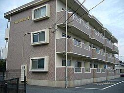 静岡県富士市天間の賃貸マンションの外観