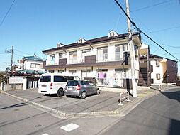 埼玉県川越市野田町1丁目の賃貸マンションの外観