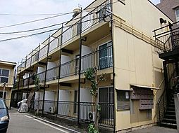 田町第二マンションB棟[205号室]の外観