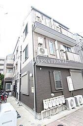 東京都足立区竹の塚6丁目の賃貸アパートの外観