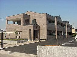 広島県福山市千代田町2丁目の賃貸マンションの外観