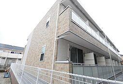 千葉県柏市豊四季の賃貸アパートの外観