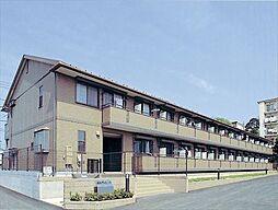 東京都調布市柴崎1の賃貸マンションの外観