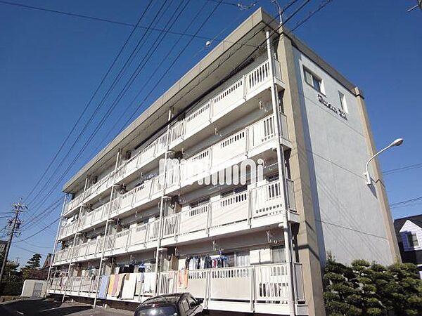 マンションT・U[2階]の外観
