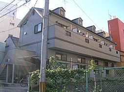 ロフティ24[2階]の外観