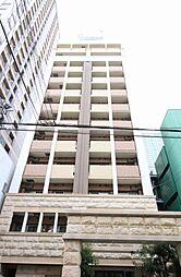 大阪府大阪市中央区瓦町1の賃貸マンションの外観