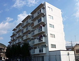 京都府京都市山科区日ノ岡鴨土町の賃貸マンションの外観