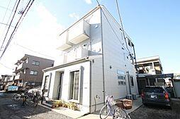神奈川県相模原市南区南台3の賃貸アパートの外観