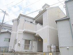 シャミー箱崎I[2階]の外観