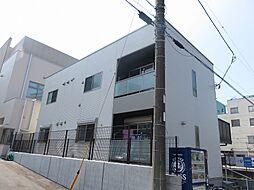 プレミア横須賀[201号室]の外観