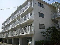 アンビルマンションB棟[2階]の外観