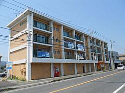 茨城県日立市鮎川町6丁目の賃貸マンションの外観