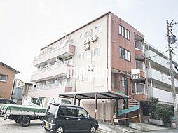 カニエハイツ[2階]の外観