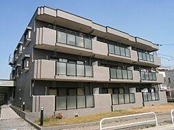 東京都世田谷区給田5の賃貸マンションの外観