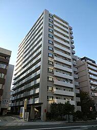 ライオンズマンション北四番丁[12階]の外観