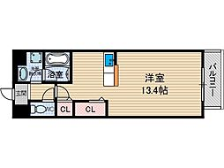 アストラルコート[5階]の間取り