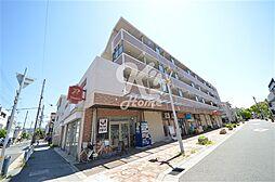 兵庫県神戸市長田区海運町3丁目の賃貸マンションの外観