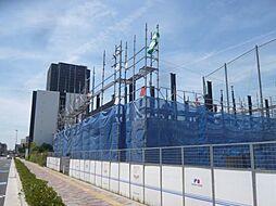 東大阪市シャーメゾン岩田町1丁目[2階]の外観