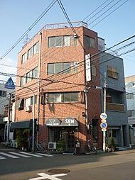 九条三伸ビル[3階]の外観