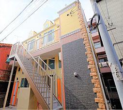 ユナイト 小田ランカスターの杜[2階]の外観