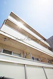 神奈川県藤沢市藤が岡1丁目の賃貸マンションの外観