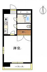 フォルム宮崎駅前[101号室号室]の間取り
