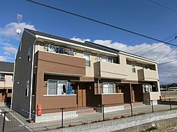 香川県三豊市豊中町本山乙の賃貸アパートの外観