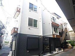 東京都葛飾区金町3丁目の賃貸アパートの外観