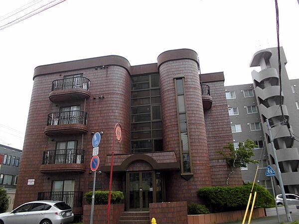 カスターナ北円山[206号室]の外観