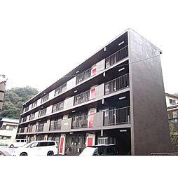 福岡県北九州市若松区大谷町の賃貸マンションの外観