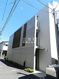 D.House[1階]の外観