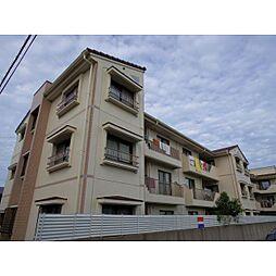 静岡県静岡市葵区安東3丁目の賃貸マンションの外観
